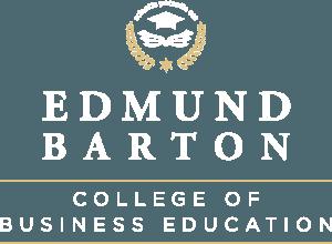 Edmund Barton College of Business Logo